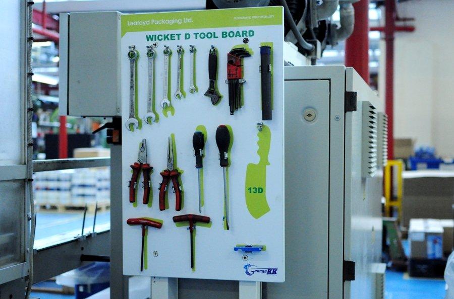 Tool Boards 171 George Kk
